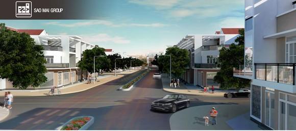 Đô thị mới Nhựt Hồng chạm vào giấc mơ sống hiện đại của cư dân vùng đất mũi.