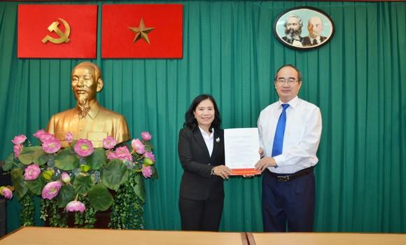 Bổ nhiệm mới Phó Trưởng Ban Tuyên giáo Thành ủy TPHCM ảnh 1