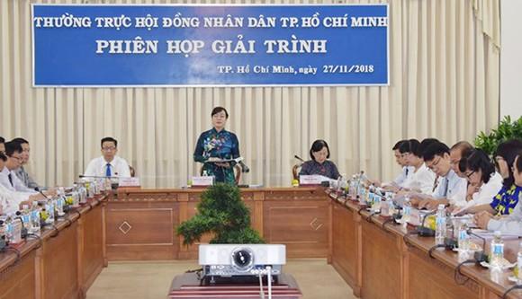 Phó Chủ tịch UBND TPHCM Trần Vĩnh Tuyến: Xem xét cho chuyển mục đích đất ở nơi quy hoạch ảnh 1