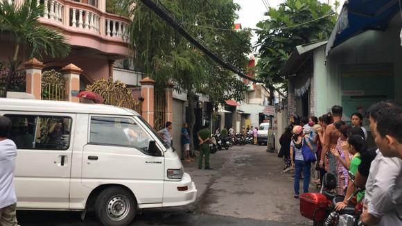 Nghi án hai cha con bị sát hại ở quận Tân Bình ảnh 2