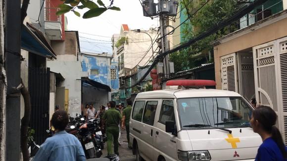 Nghi án hai cha con bị sát hại ở quận Tân Bình ảnh 3