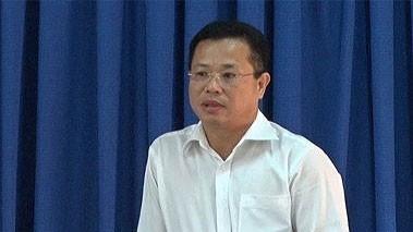 Giám đốc chi nhánh Văn phòng đăng ký đất đai Bến Cát bị bắt ảnh 1