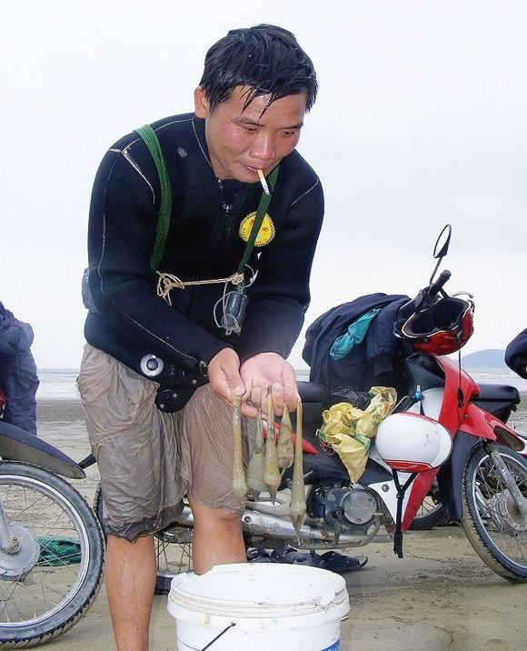 Kỳ thú nghề săn rum biển ảnh 8