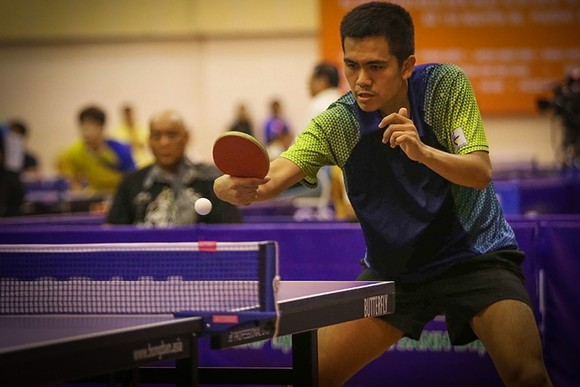 Giải bóng bàn QT Cây vợt vàng 2018: Tay vợt 16 tuổi lên ngôi vô địch ảnh 2