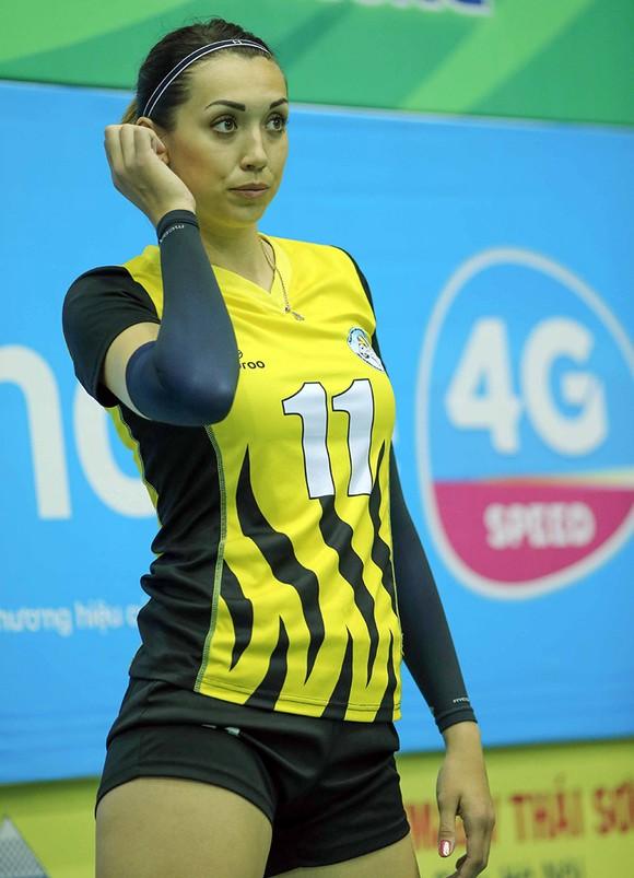 Cúp bóng chuyền nữ quốc tế VTV9 Bình Điền 2018: Thổn thức cùng những cô nàng xinh đẹp ảnh 3