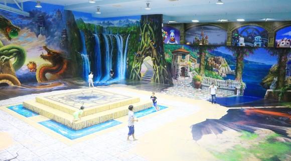 Phòng tranh nghệ thuật 3D lớn nhất Việt Nam ảnh 5