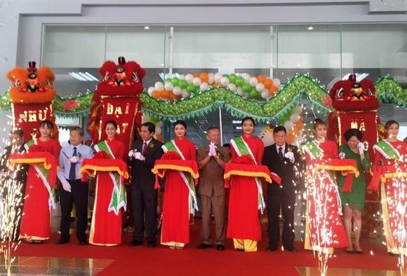 Khánh thành Trung tâm Thương mại hội nghị tiêu chuẩn quốc tế tại Bến Tre ảnh 1