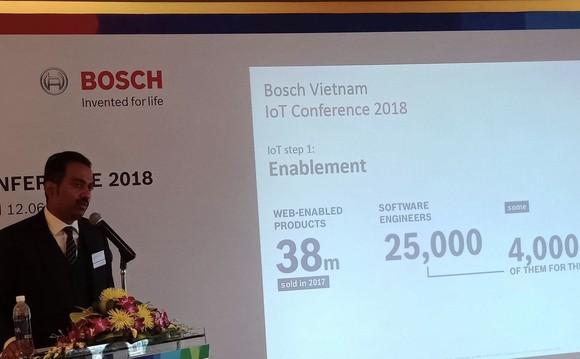 Bosch trình diễn giải pháp thông minh ảnh 3
