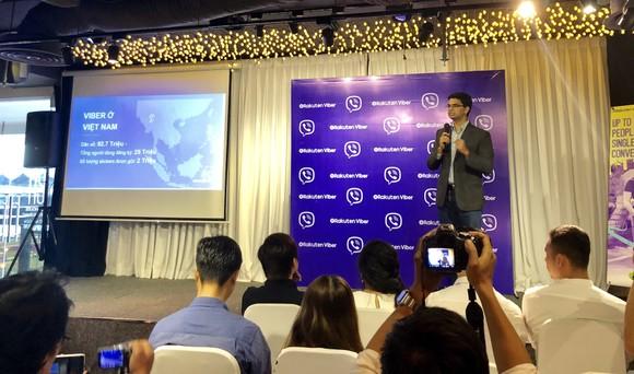 Sau nhiều năm vắng bóng, đại diện Viber xuất hiện trở lại tại Việt Nam
