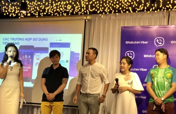Cộng đồng Viber tại Việt Nam chính thức ra mắt ảnh 1