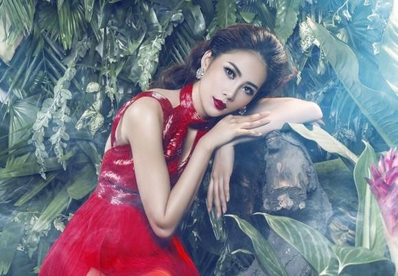 Miss Mekong Delta 2015 Nguyen Thi Le Nam Em