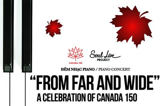 Concert celebrates 150th Anniversary of Canada