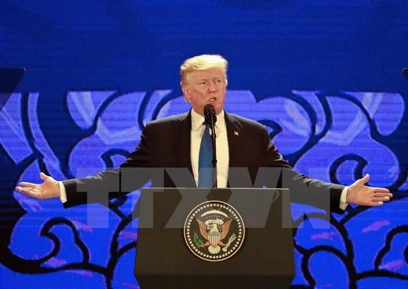US President Donald Trump (Source: VNA)