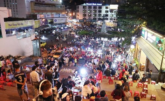 Da Lat Night Market