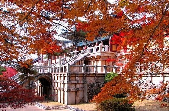 Bulguksa Temple in Gyeongju
