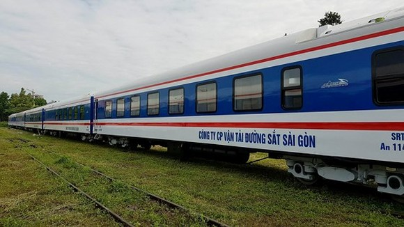 Local train services become more comfortable with new coaches