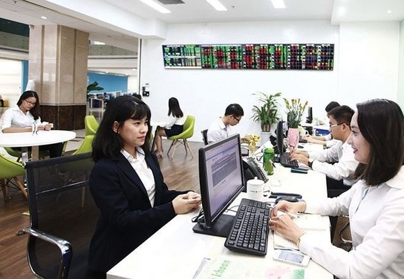 Vietnamese shares plunged on December 11 as investors turned cautious before exchange-traded funds (ETFs) started restructuring their portfolios (Photo: VNA)