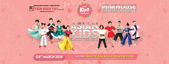 Asian Kids Fashion Week 2018 to make comback this weekend
