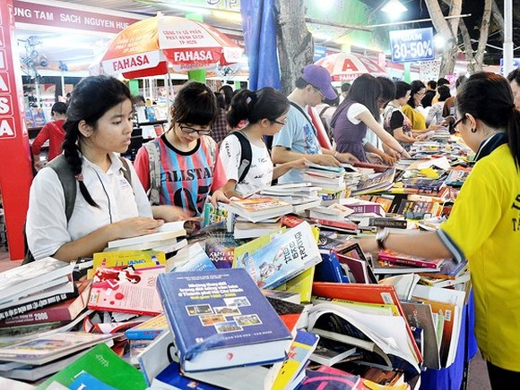 Annual biggest book festival in HCM City coming