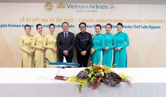 (Photo: Vietnam Airlines)