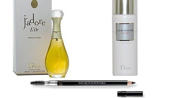 Dior products suspended from Vietnamese market