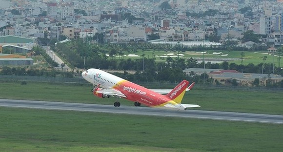 Vietjet offers tickets at VND0 on int'l flights