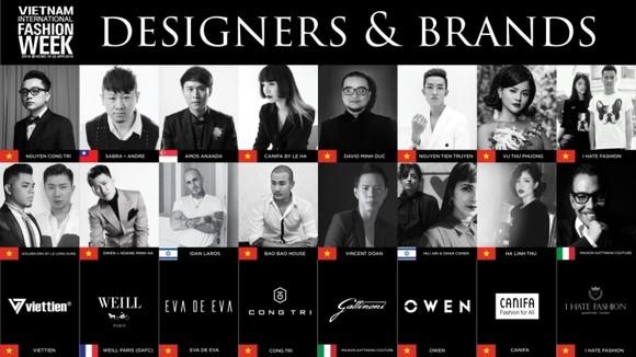 Designer Nguyen Cong Tri to open Vietnam Int'l Fashion Week 2018