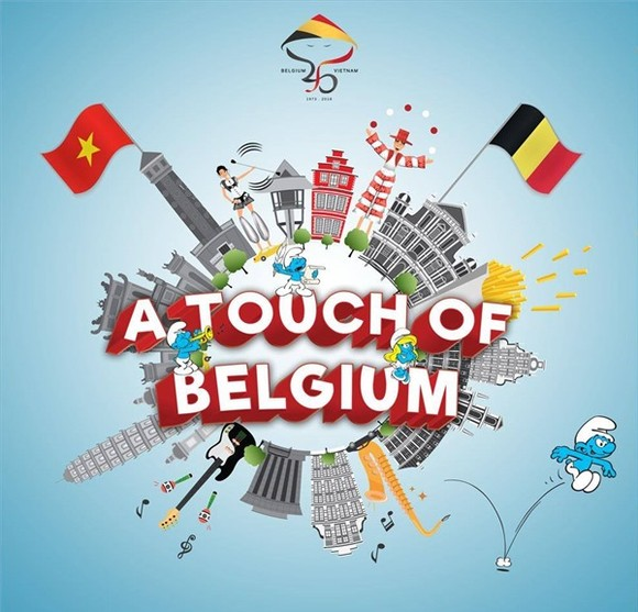 "Enjoying ""A Touch of Belgium"" in Hanoi this weekend"