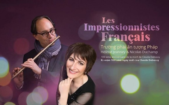 French artists give classical music performance in Hanoi