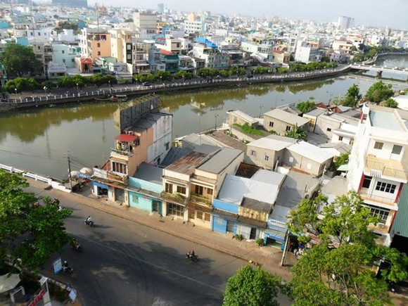 A corner of Can Tho city (Source: baotainguyenmoitruong.vn