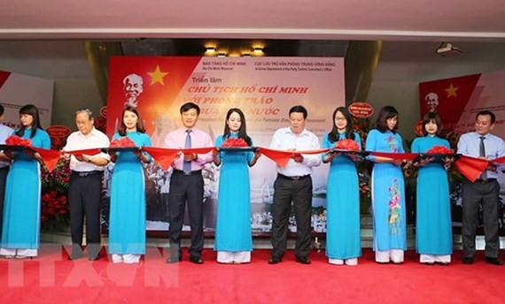 At ribbon-cutting ceremony (Photo: TTXVN)