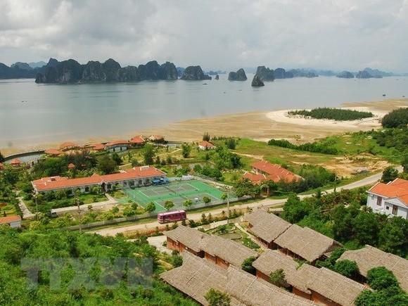 A view of Van Don district of Quang Ninh (Photo: VNA)