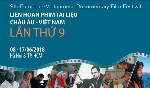 "9th ""Europe-Vietnam Documentary Film Festival"" opens in Hanoi, HCMC"