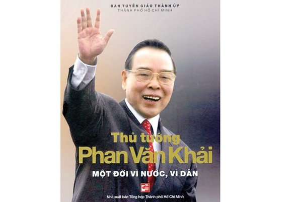 Book commemorating PM Phan Van Khai released