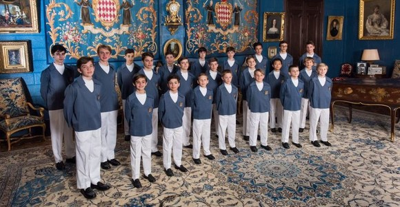 The world-renowned Monaco Boys Choir to performed in Hanoi