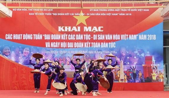 Solidarity, heritage week opens in Hanoi
