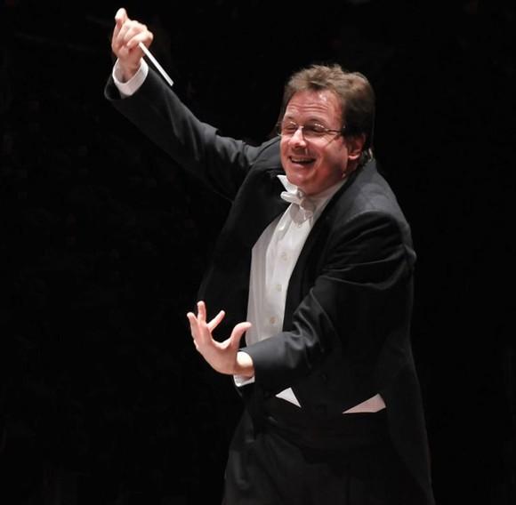 Swiss conductor Emmanuel Siffert