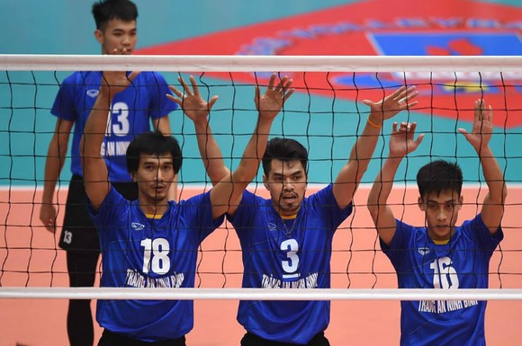 Cúp bóng chuyền Hùng Vương 2018: Đụng độ trên đỉnh ảnh 2