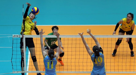 Cúp bóng chuyền nữ quốc tế VTV9 Bình Điền 2019: Chỉ còn chờ đội tuyển Indonesia ảnh 2