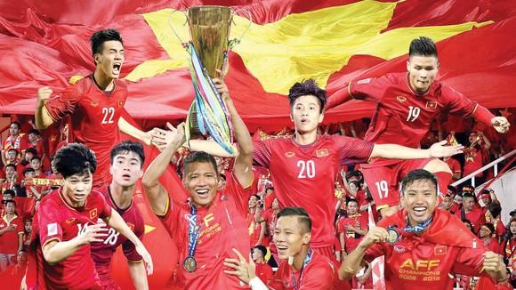 Bóng đá Việt Nam vững vàng ngôi số 1 Đông Nam Á.