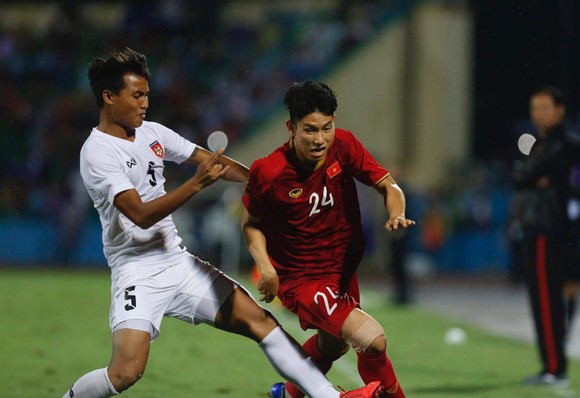 U23 Việt Nam thắng thuyết phục U23 Myanmar ảnh 2