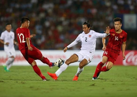 U23 Việt Nam thắng thuyết phục U23 Myanmar ảnh 1