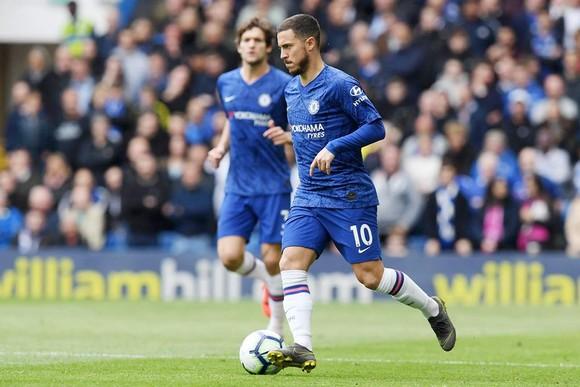 Hazard đã tận hiến cho Chelsea suốt 7 năm qua.