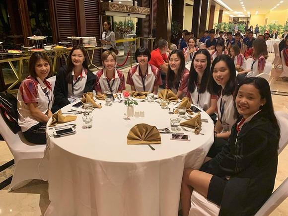 Giải bóng chuyền nữ quốc tế Indonesia 2019: U.23 Việt Nam đấu trận ra quân với 4.25 Triều Tiên ảnh 2