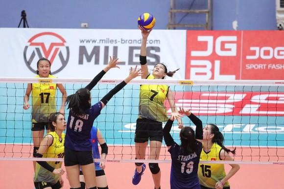 Đánh bại U.23 Thái Lan, các cô gái Việt Nam giành HCĐ châu Á ảnh 3