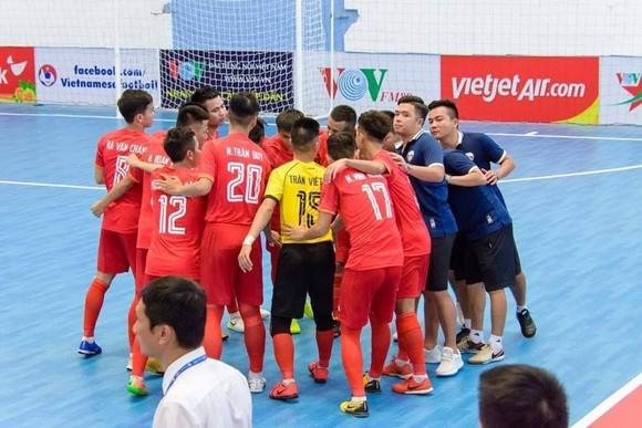 Vì sao HLV futsal Đà Nẵng từ chức? ảnh 1
