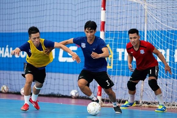 Thái Sơn Nam lên đường sang Thái Lan dự giải futsal CLB châu Á 2019 ảnh 1