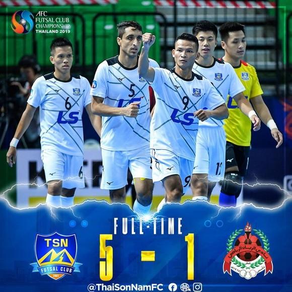 AFC gởi thư chúc mừng CLB Thái Sơn Nam ảnh 2