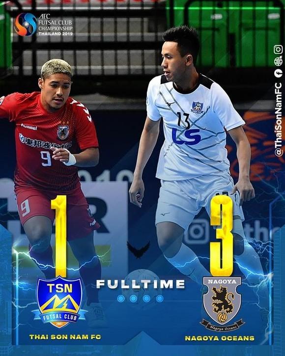 AFC gởi thư chúc mừng CLB Thái Sơn Nam ảnh 5