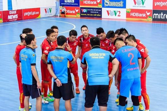 Lượt về giải futsal VĐQG 2019: Các đội bóng tỏ ra thận trọng  ảnh 1